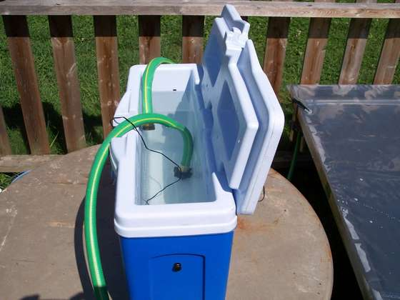 Build A Simple Solar Water Heater Iwilltry Org
