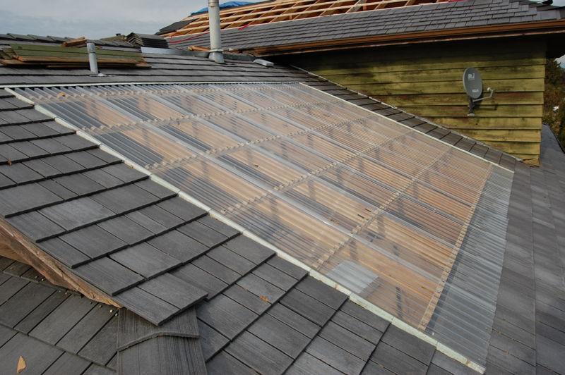 Solar Attic   East Roof 1