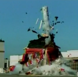 Mythbusters hot water tank explosion
