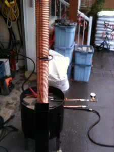 Build A Rocket Stove For Home Heating Iwilltry Org